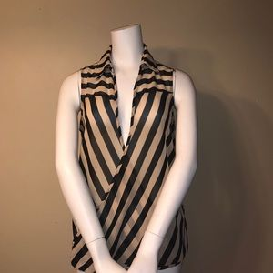 Marisol Striped Blouse